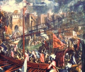 The Fall of Constantinople- No Country for Old Men?